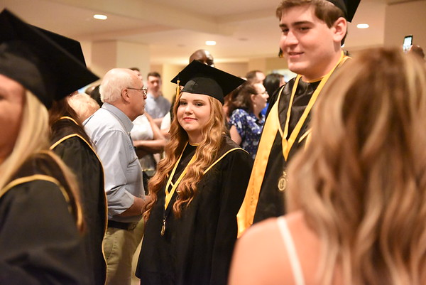 Ansley's Graduation