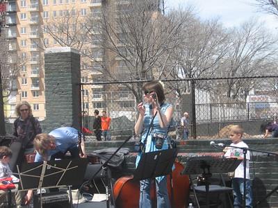2007.4.21 Rachel Spring Flingin