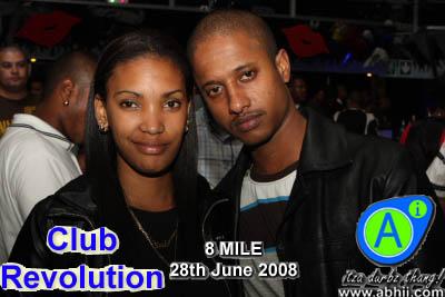 Club Revolution - 29th June 2008