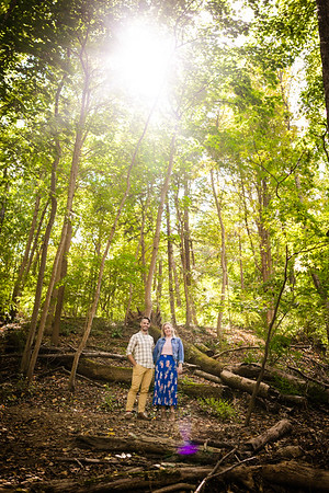 Kyle + Kate | Wissahickon Trail | 09.29.2019