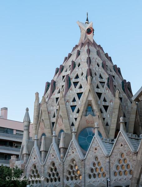 Barcelona: La Sagrada Familia
