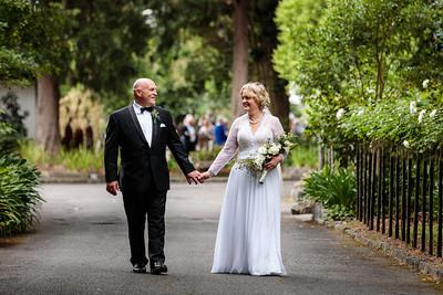 Pippa and Gavin - Wedding