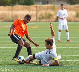 PLU Mens Soccer