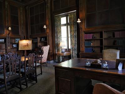 Payne Mansion Interior