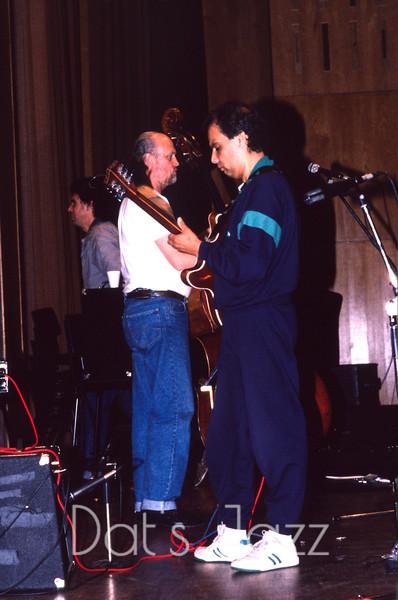 GARY BOYLE & DANNY THOMPSON