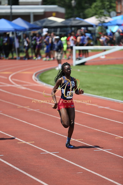 2017 AAU DistQual: 15-16 Girls 100m