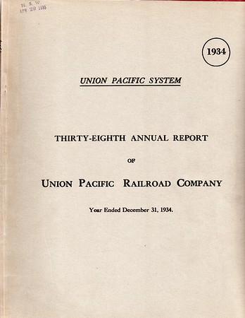 UPRR 1930s
