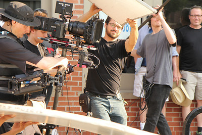 Steadicam Operation with Red Epic in Chicago