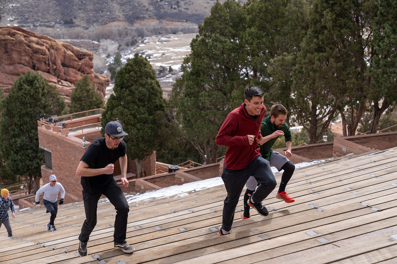 Red Rocks Conditioning