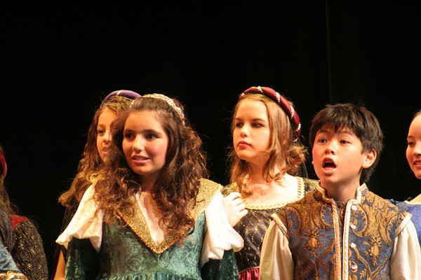 Once Upon A Mattress - Regal & Royal Casts