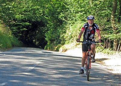 Day 7: Cycle Somerset Holiday Shropshire 07/09/12