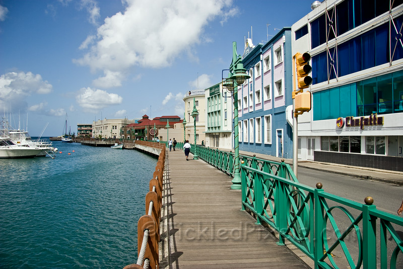 Bridgetown Careenage and Boardwalk, Barbados