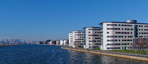 Docklands January 2021