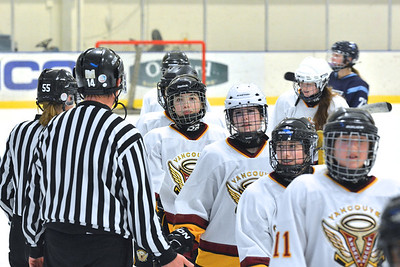 2014-01-18 Vancouver Angels Midget A at San Jose MLK Tournament