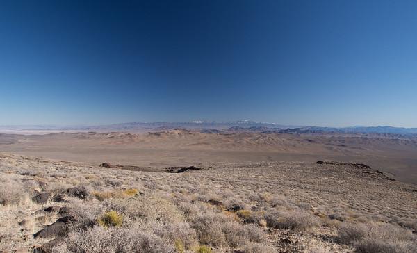 Funeral Peak - Black Mountains, Death Valley 1.4.13