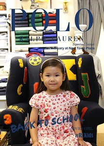 Ralph Lauren Childrenswear Event - 31 Aug 2019