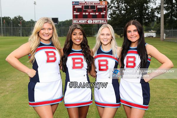 Belmont High Cheer