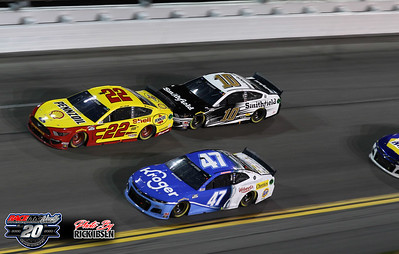 Daytona 500 Duels - Daytona Int'l Speedway - 2/13/20 - Rick Ibsen