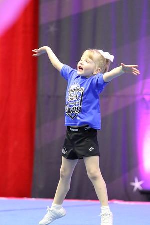 Champion Cheer Academy  Glitter - Tiny 1