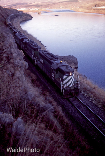 Lewiston, Idaho 1980.