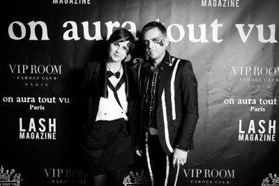 Aftershow couture 2013 ON AURA TOUT VU - VIP Room & Lash Magazine