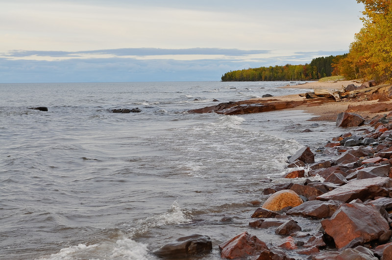 Porcupine Mountains, Lake Superior