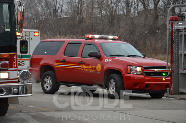 Indiana Fire Departments