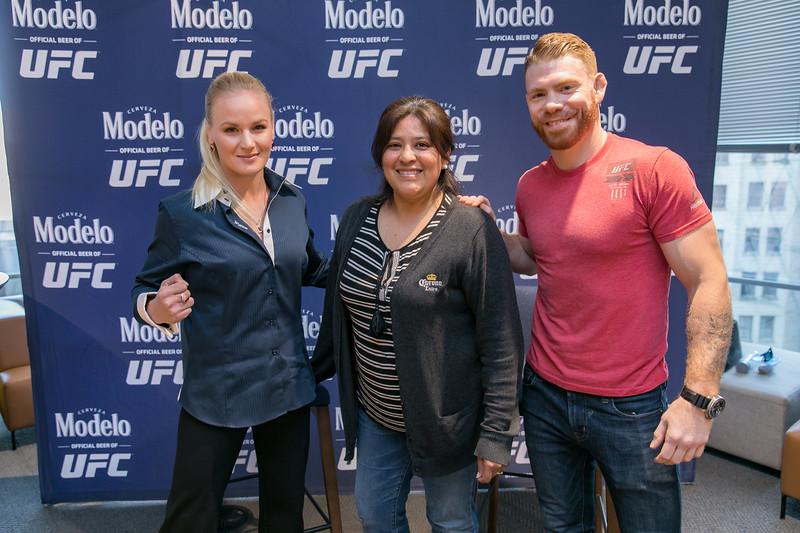 Modelo UFC M&G