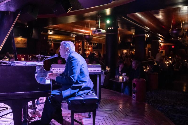 2019 April 5, Bill Heid Trio, Detroit: Joe Alcodray
