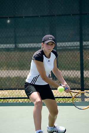 Lauren Wolman of WJHS Tennis