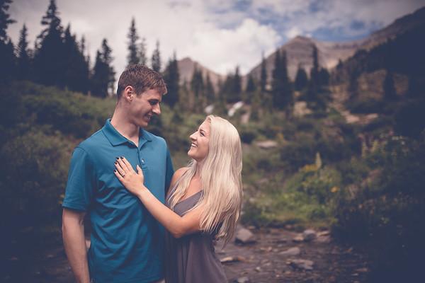 Engagement Session // Cassie & Alex