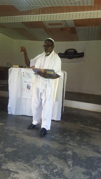 Tiffereth Israel, Sefwi Wiawso, Ghana