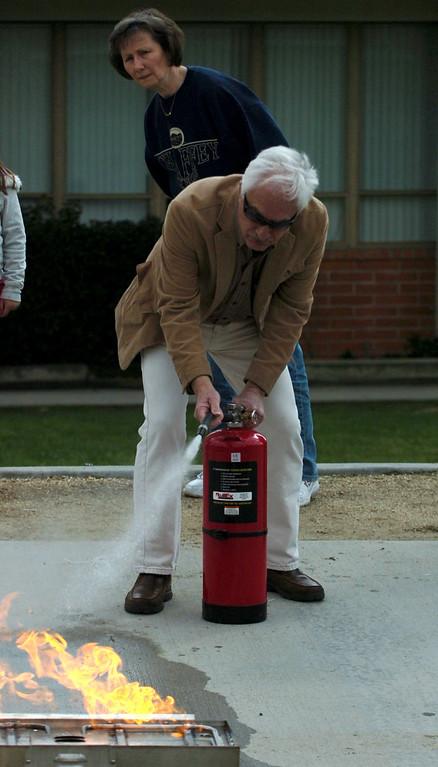 . Chaffey College celebrates its �130th� anniversary in Rancho Cucamonga March 9, 2013. (Thomas R. Cordova/Staff Photographer)