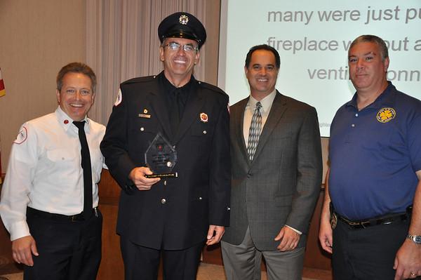 2013-10-09, Harry P Schaeffer Award