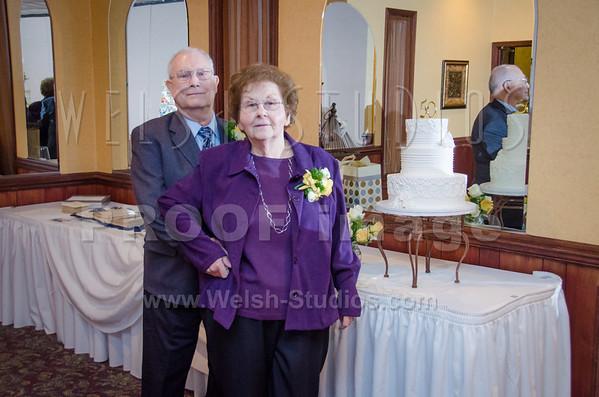 Carol and Jim's 50th