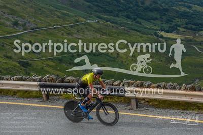 The Snowman Triathlon - Legend Bike at Pen y Pass