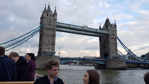 London Boat Party, 12 July 2016