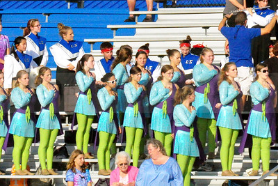 LAMPETER-STRASBURG 2011 MARCHING BAND & COLOR GUARD (LEBANON/COCALICO)