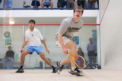 2011-11-13 Brad Thompson (Brown) and Ramit Tandon (Columbia)
