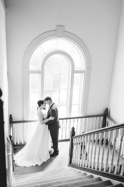 Ethan + Sarah Wedding
