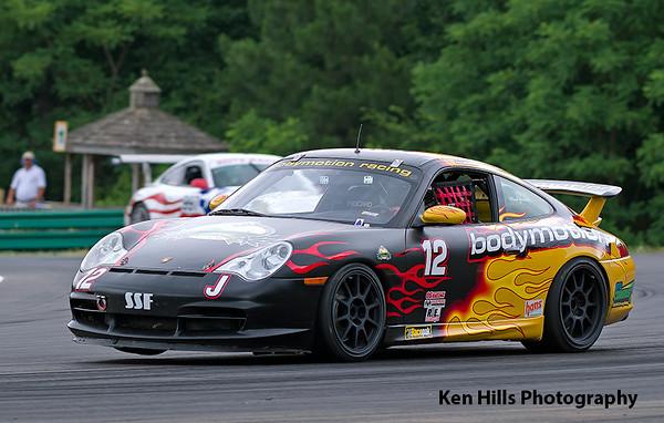 PCA  VIR Club Race