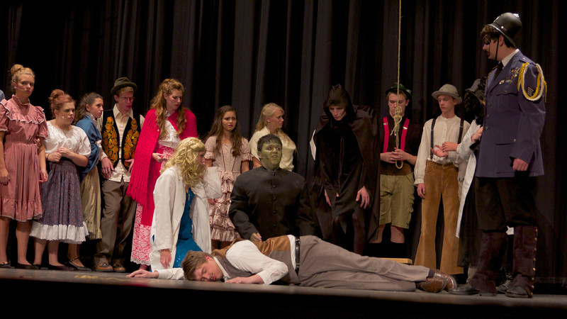 2013 Young Frankenstein 042