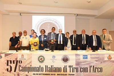 Conferenza Stampa Trani foto Filippo Corsini