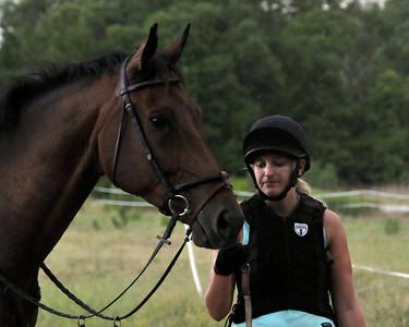 XC Schooling, Rocking Horse, June 2011