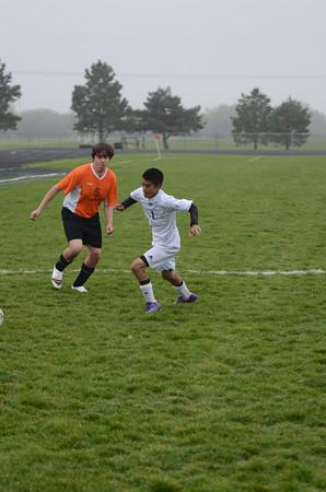 JV Boys Soccer vs Beatrice