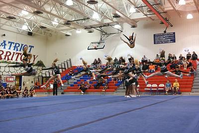 Cheer: Loudoun Valley - 2016 Loudoun County Championship 10.5.16