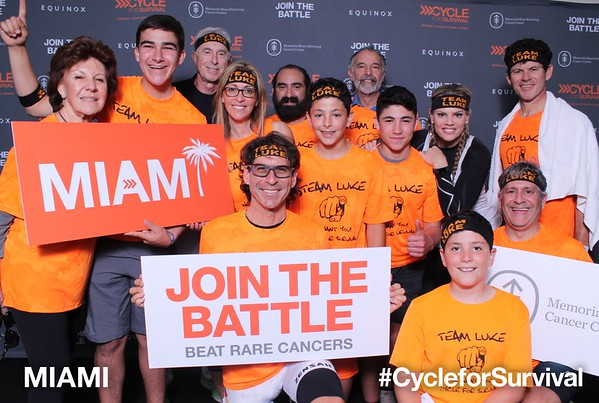 03/03/2018 Cycle for Survival Miami