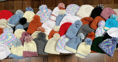 Warm Woolen Wishes Project