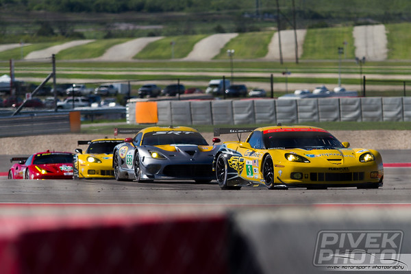 ALMS @ Circuit of the Americas