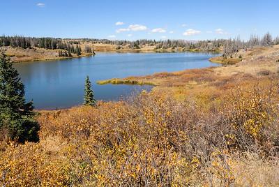 Red Lake Hike, September 2016